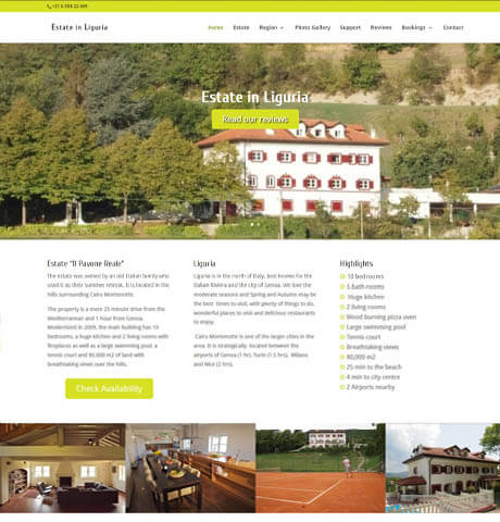 website Estate