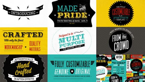 website card design