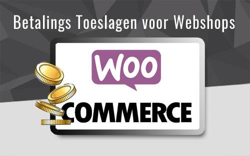 Verbod op betalingstoeslagen webshops